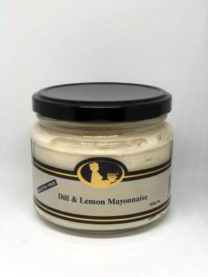 Dill & Lemon Mayonnaise
