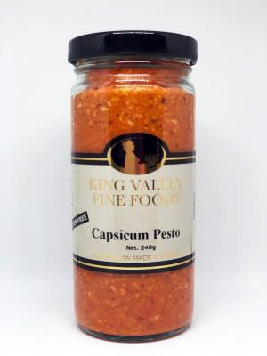 Roasted Capsicum Pesto
